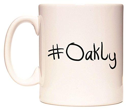 #Oakly Becher von WeDoMugs