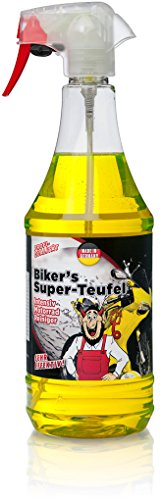 S/s-reiniger (Tuga Chemie 76100 Motorrad Reiniger/Biker´s Super Teufel)