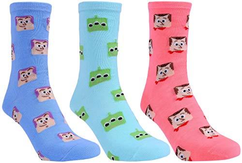 Buzz Lightyear Socken - 3 x Socken Toy Story