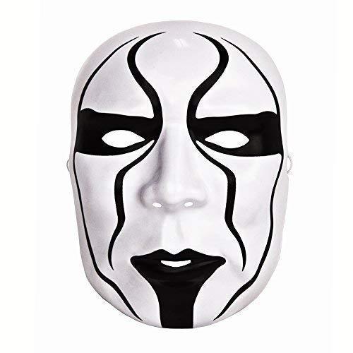 WWE Sting Offiziell Kostüm Maske