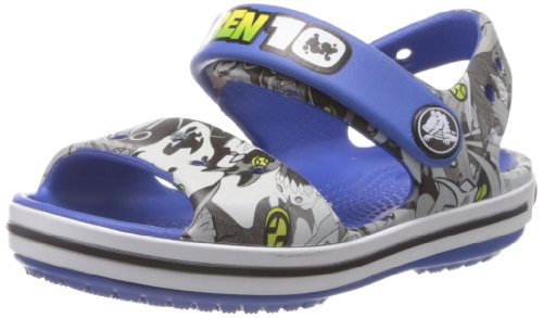 Garçons Crocs Sandales CROCBAND Sandales K Ben 10 bleu mer
