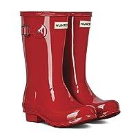 HUNTER Original Kids Gloss Wellington Boots