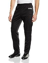 Joma Protec - Pantalón de portero para hombre, color negro, talla L