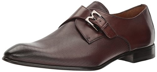 bruno-magli-mens-vitale-oxford-dark-brown-perforated-13-m-us