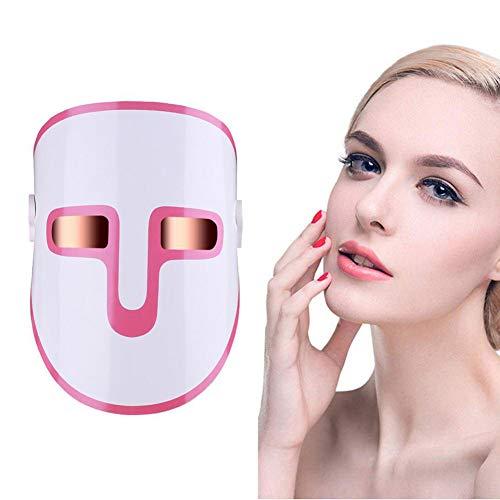 YILIAN Lichtbehandlung Maske Schönheit Lichttherapie Gesichtsmaske Hautverjüngungs -