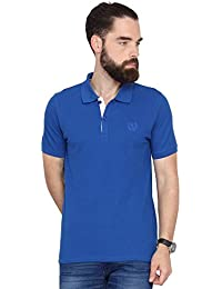 Blue T-shirt for Men by Urban Nomad