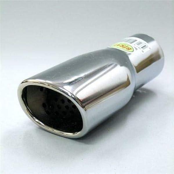Autohobby 859 Auspuffblende Auspuff Universell Schalldampf Endrohr Blende Edelstahl Bis 48mm Ø A B C G D H J Cc 3 4 5 6 7 Chrom Auto