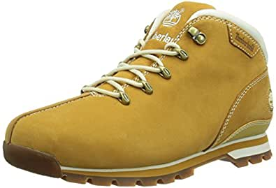 Timberland Splitrock Ftb_Splitrock Hiker, Men Boots, Yellow (Yellow), 7.5 UK (41.5 EU)