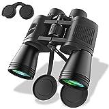 Zvpod Fernglas 12x50 - Ferngläser Klein Kompakt HD Teleskop Feldstecher Wasserdicht mit Schwach Nachtsicht für Erwachsene Kinder Vogelbeobachtung Jagd Wandern
