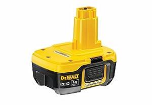 Dewalt Replacement Battery 18Volt 2.0Ah Li-Ion, DE9182Accessory
