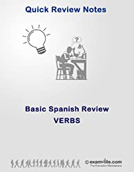 Basic Spanish Review: Verbs (Quick Review Notes) (English Edition)