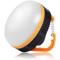 MEIKEE MINI LED de Camping recargable, 6 LED super brillante 240 lúmenes, aplicar al carga portátil y luces de emergencia senderismo, también adecuado para acampar, senderismo y familia