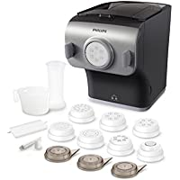 Philips Avance Collection HR2358/12 - Máquina para pasta (200 W, 220-240, 315 mm, 215 mm, 343 mm, 6,9 kg), negro