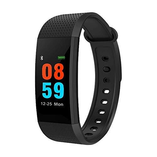 ATR I9 multifunktions Fitness Tracker OLED Bluetooth smart Armband sportuhr pulsmesser/blutdruckmessgerät ip68 wasserdicht schrittzähler für ios Android iPhone Samsung schwarz ac1503