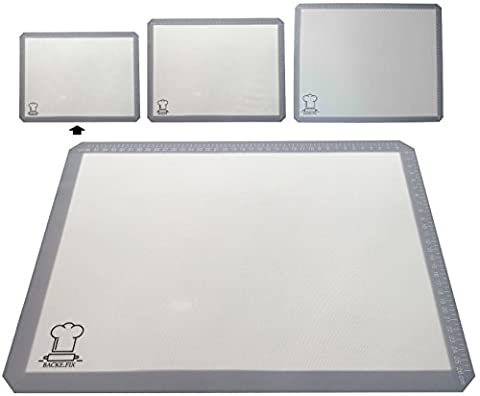 BackeFix - Silicone Baking Mat - flawless baking with the