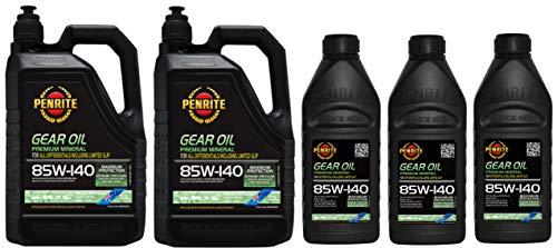Penrite 85W-140 - Olio per Cambio differenziale, 8 Lit