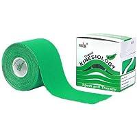 NASARA Kinesiotape 5 cmx5 m grün 1 St preisvergleich bei billige-tabletten.eu