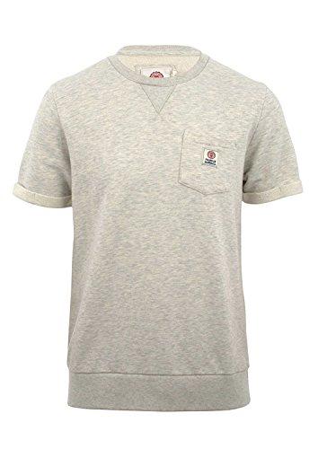 Franklin & Marshall - Camiseta - para hombre gris gris Large