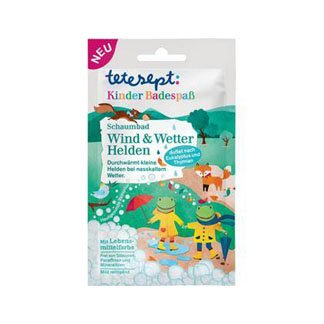 Schaumbad-rezeptur (Tetesept Kinder-Badespaß, 40 ml)