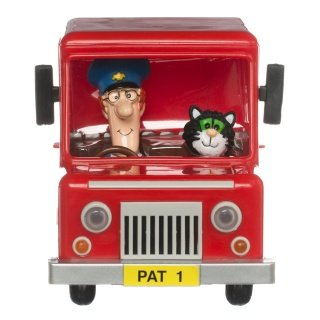 Image of Brand New Postman Pat Friction Van
