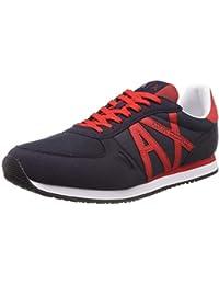 Amazon.it  Scarpe Armani - Blu   Sneaker   Scarpe da uomo  Scarpe e ... f36b43303f4