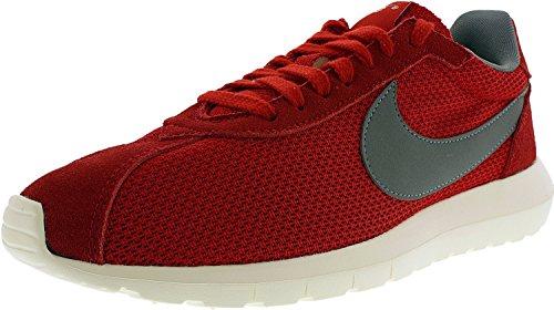 Nike Roshe Ld-1000 Qs, Scarpe da Corsa Uomo, Grigio, Talla Rosso college/Buccia d'arancia/Nero/Bianco