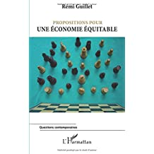 Propositions pour une Economie Equitable