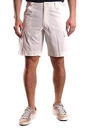 Gant Homme MCBI131011O Blanc Coton Shorts