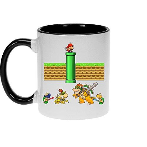 Parodia su Super Mario Bros-Video Gioco tazza (469)