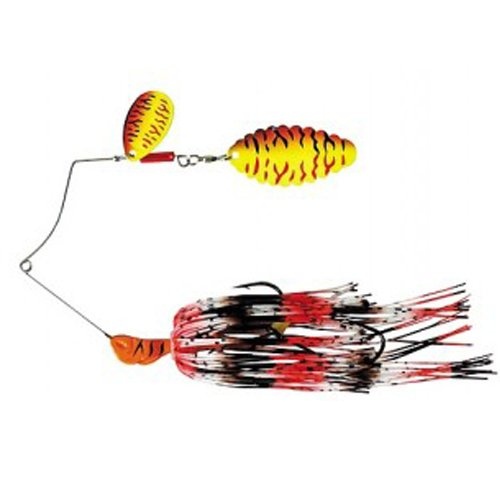 suissex–Spinnerbait–Target Blade, Fire Tiger