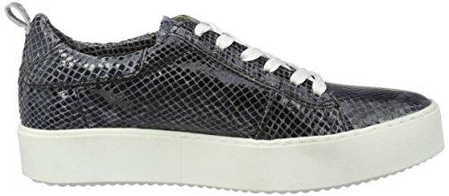 Mjus 894103-0101-6002, Sneaker Basse Donna Mehrfarbig (Nero)
