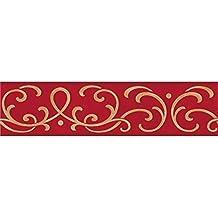 Fine Decor, Bordo decorativo autoadesivo per parete, 125 mm