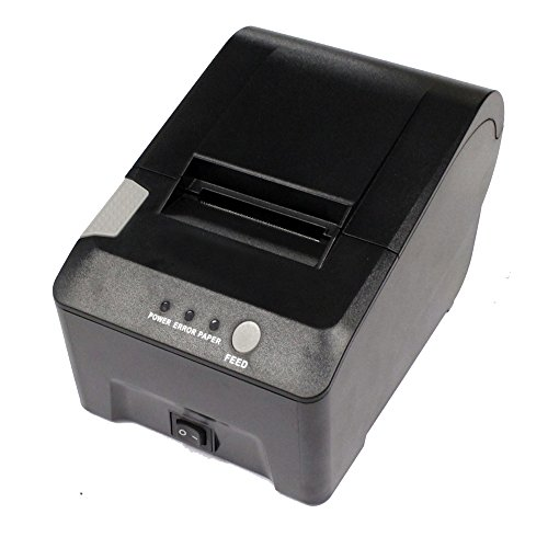 Cablematic - 58 mm Pos Thermodrucker ESC POS USB RJ11