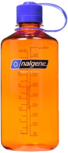 Nalgene Trinkflasche Everyday, Orange, 1 L