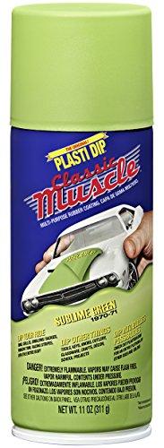 Preisvergleich Produktbild Plasti Dip Sprühfolie Spraydose Sublime Green -325 ml - Original Performix USA