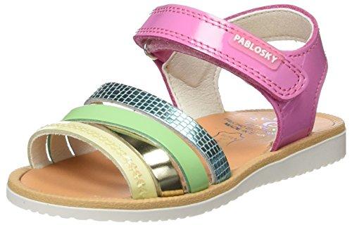 Pablosky 010789, Sandales fille différents coloris