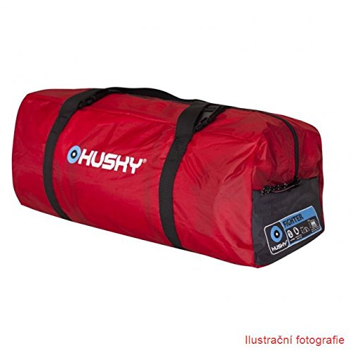 Husky FIGHTER 3-4 Extrem Zelt für 3-4 Personen Rot - 9