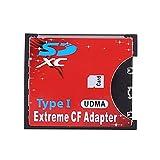 64GB- 128GB Single Slot Extreme für Micro SD/SDXC TF Compact Flash CF Typ I Speicherkartenleser Writer Adapter