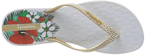 Ipanema 81703, Tongs Femme Blanc (22611)