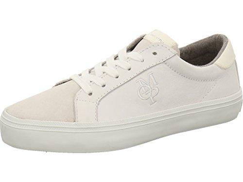 Marc O'Polo 702 13923503 103 100, Sneaker donna Bianco