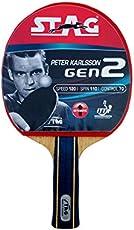 Stag Peter Karlsson Gen II Table Tennis Racquet