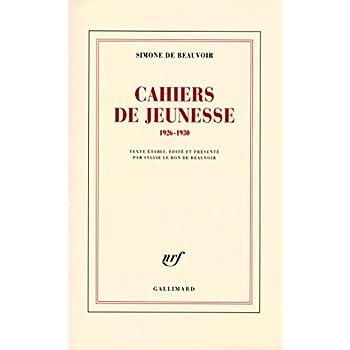Cahiers de jeunesse: (1926-1930)