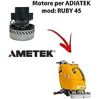 Ruby 45Saug Motor Ametek Italia für Bodenwischer adiatek