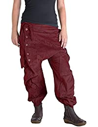 Vishes – Alternative Bekleidung – Haremshose aus Cord