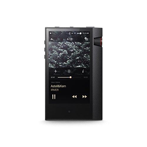 Wifi-bluetooth-mp3 (Astell & Kern AK 70 black