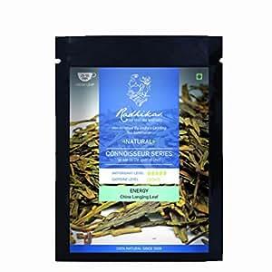 Radhikas Fine Teas and Whatnots Energy Longjing Leaf