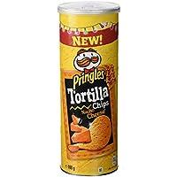 Pringles Tortilla Chips con Queso - 160 g
