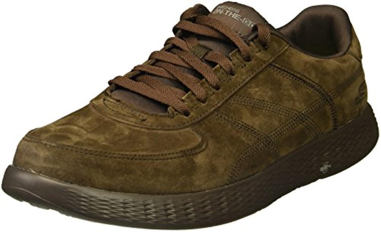 Skechers 53767, scarpe scarpe scarpe da ginnastica Uomo, Marronee (Chocolate), 42 EU   Diversified Nella Confezione    Sig/Sig Ra Scarpa  fb8210