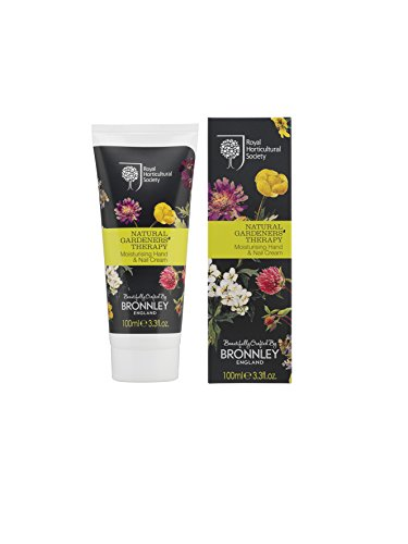 Bronnley Natural Gardeners Therapy Hand- & Nagelcreme100ml (Frische Zitrus-lotion)