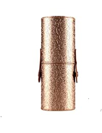 Tonsee® Cuir Cas cosmétique de Stockage Portable Maquillage Sacs de Coupe Holder Organizer Brush
